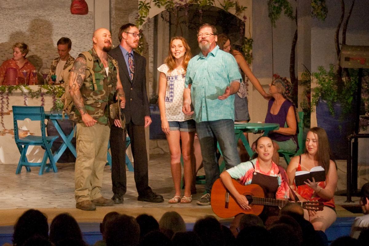 Porter, Jason Berrones - Porterville Barn Theater