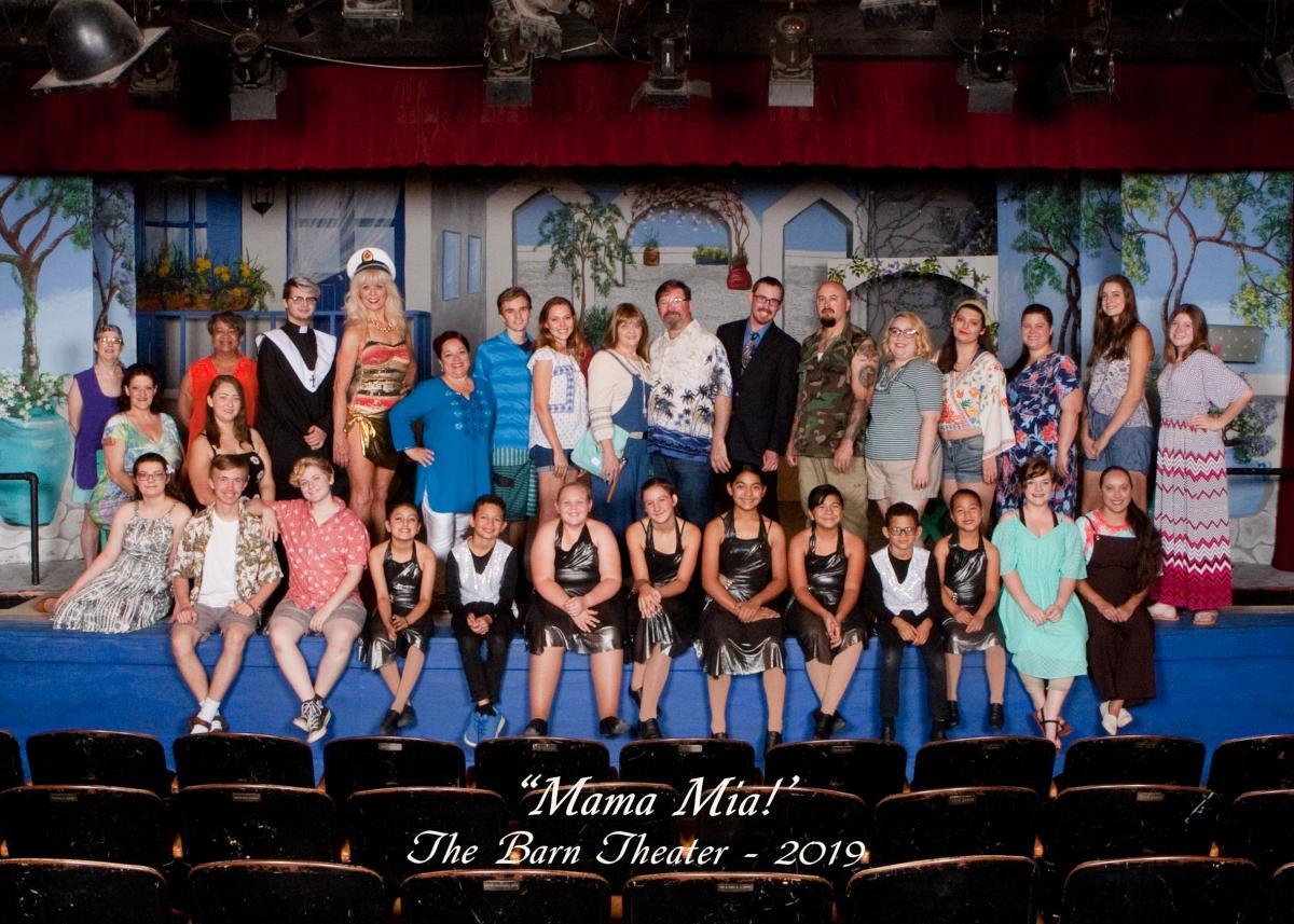 Day, Gene - Porterville Barn Theater