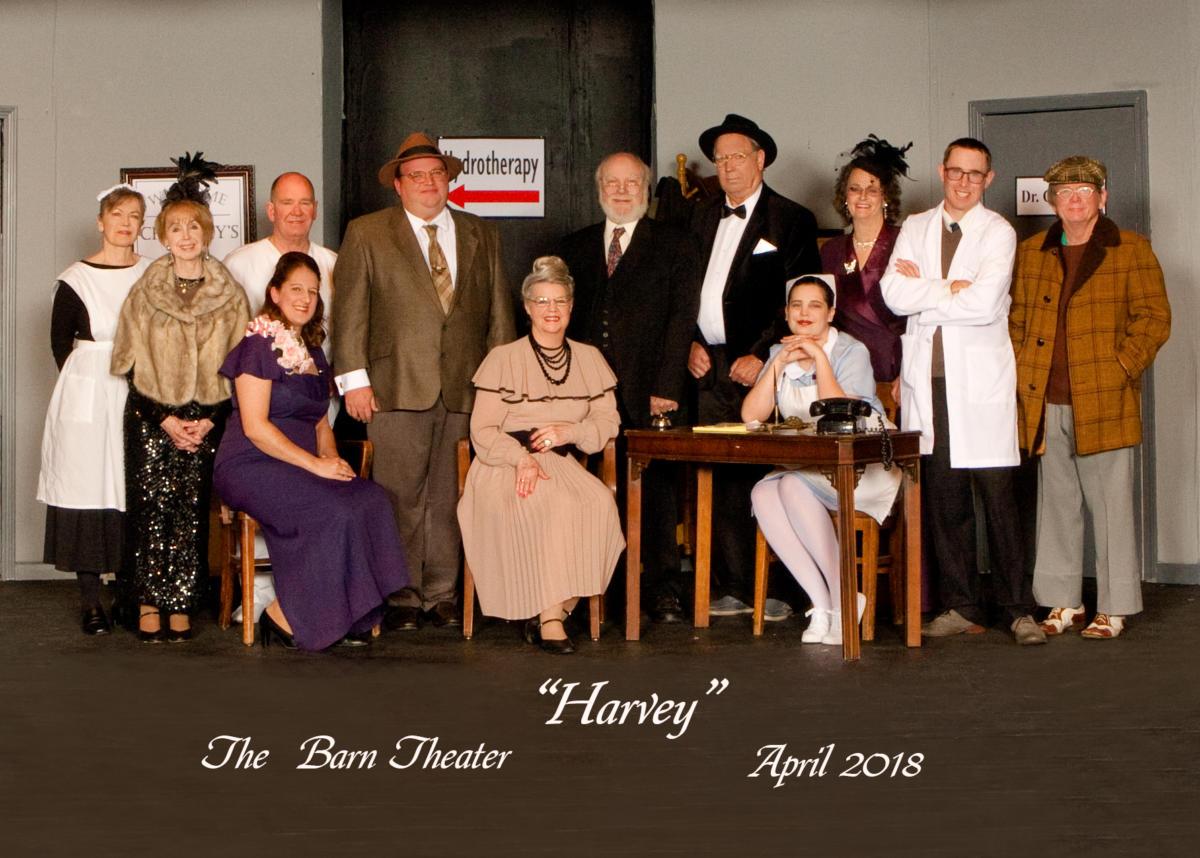 Hall, Sharon - Porterville Barn Theater